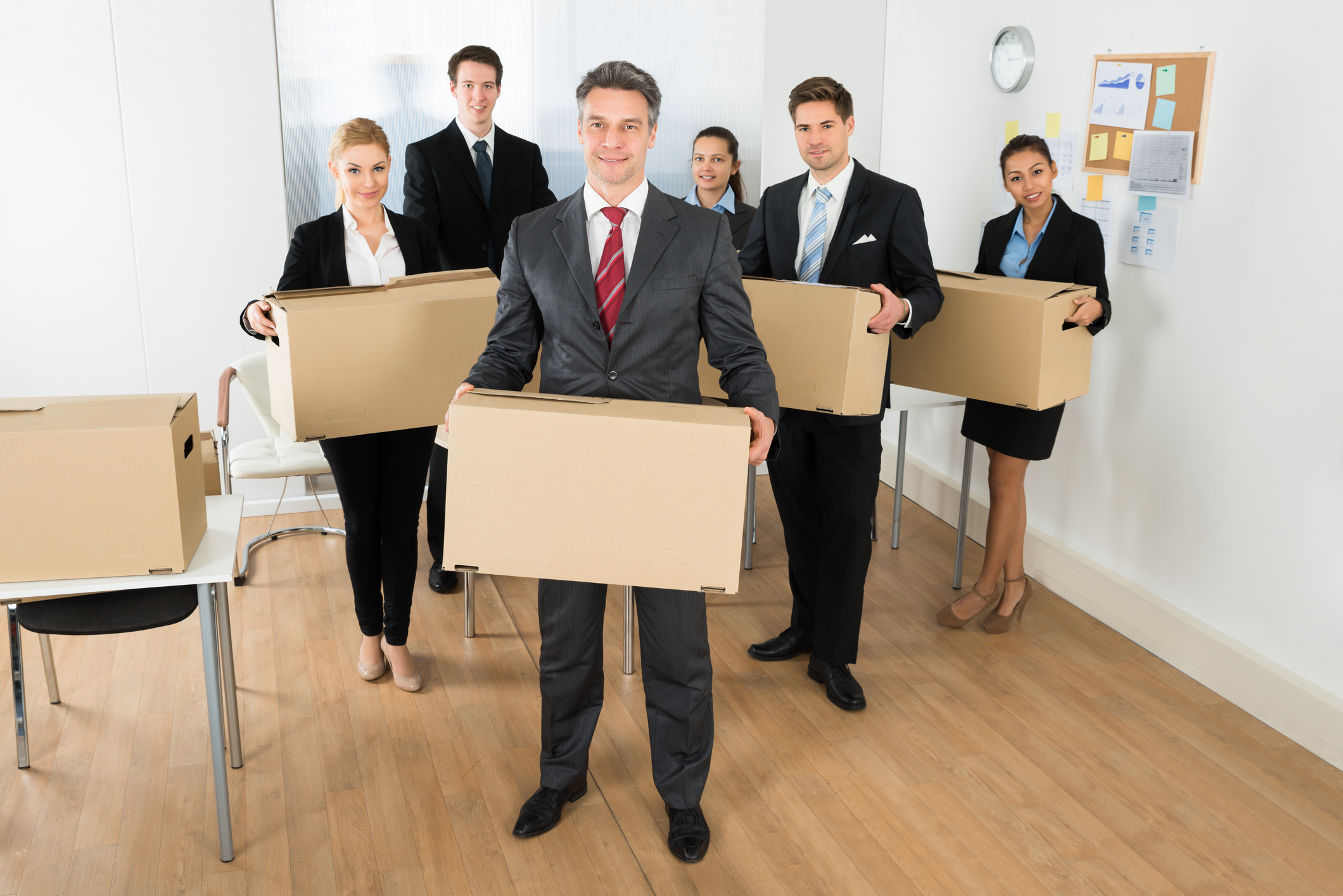 Time Frames to Move Your Office